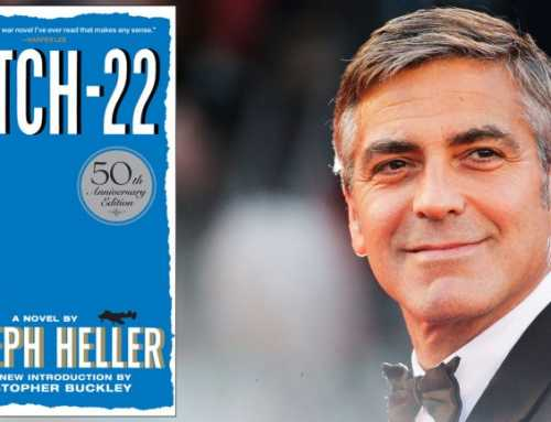 «Catch-22»: THE FIRST SERIES OF GEORGE CLOONEY