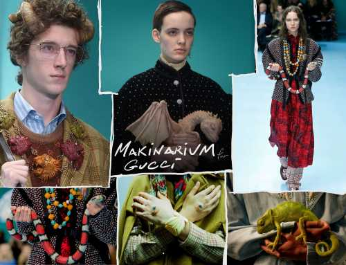 Makinarium & Gucci Milan fashion week 2018